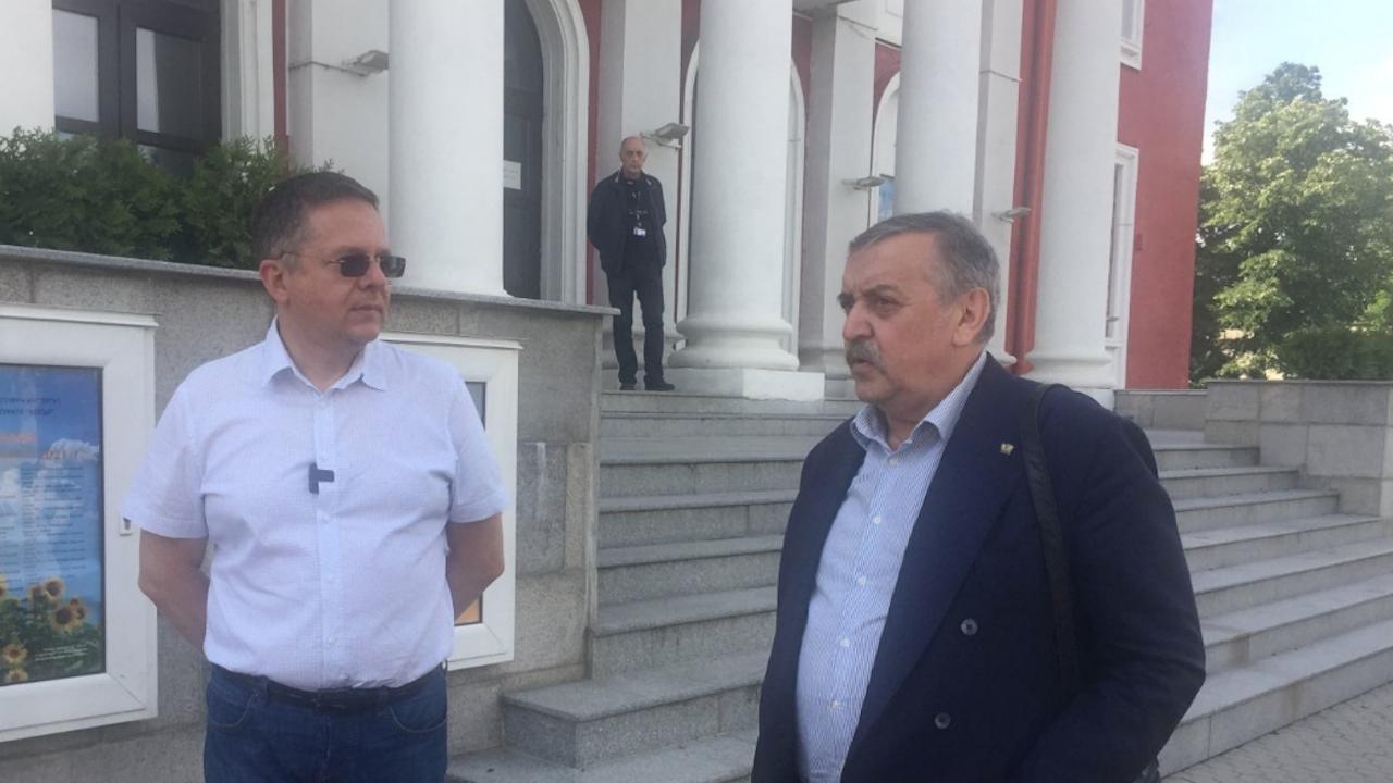 Фандъкова: Убедена съм, че проф. Кантарджиев ще допринесе повече хора в София да пожелаят да се ваксинират