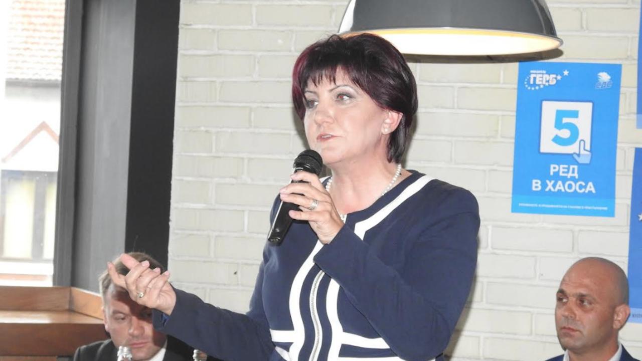 Цвета Караянчева: ГЕРБ трябва да спечели тези избори, обратното е  хаос и безвремие