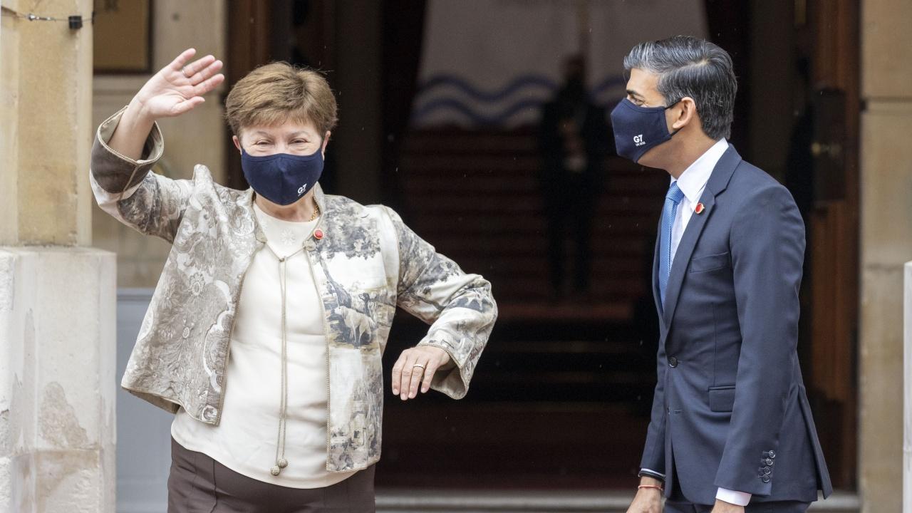 Кристалина Георгиева предупреждава за задълбочаване на различията в темпа на икономическо възстановяване от пандемията