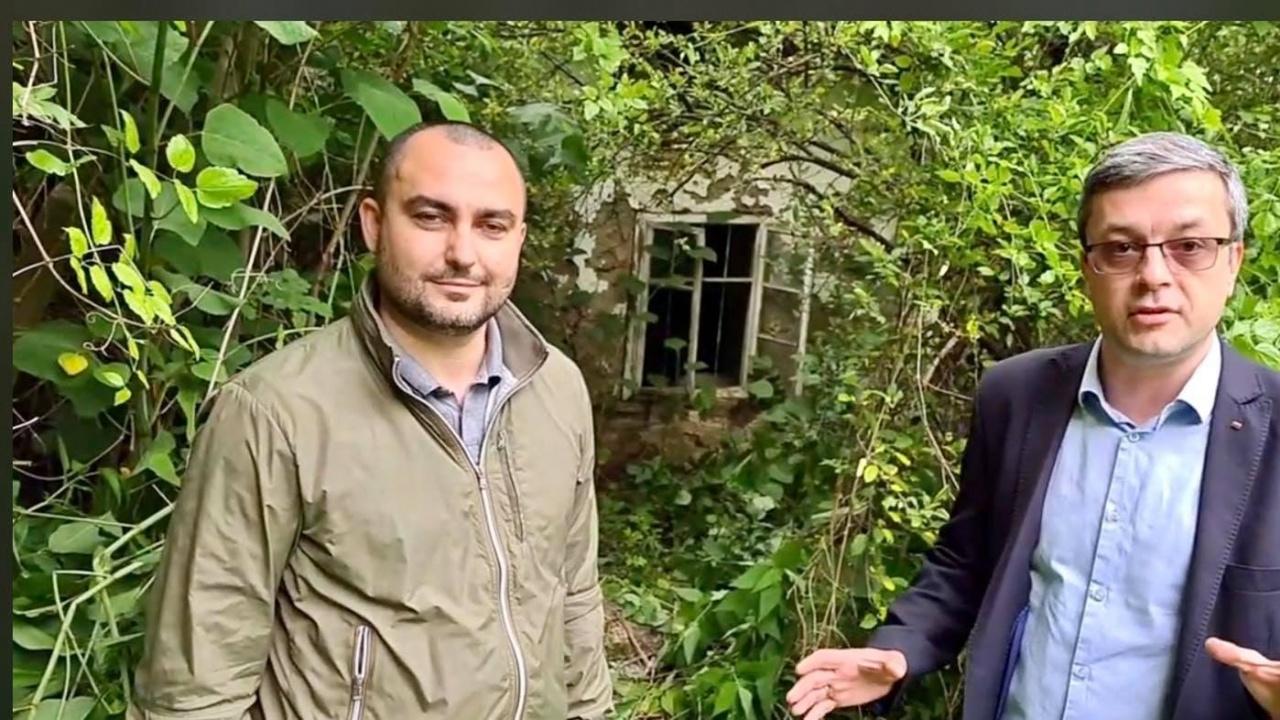 Тома Биков и Александър Иванов с порция разкрития от село Ялботина