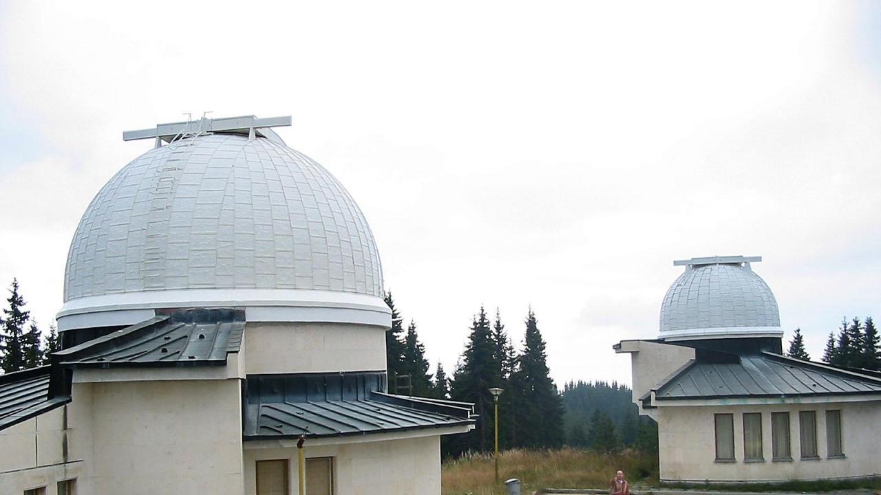 Обсерваторията в Рожен отваря врати за посетители, ще има нов роботизиран телескоп