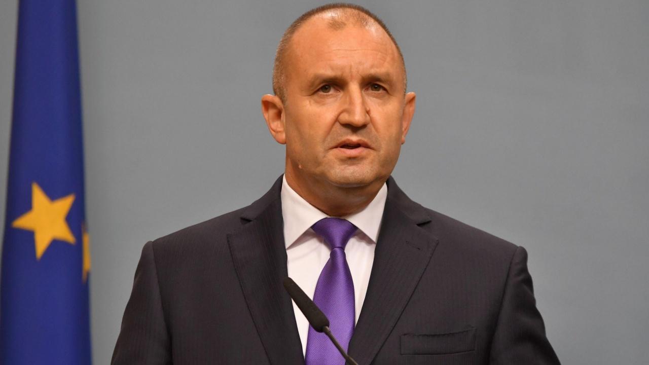 Президентът Радев за записите на Узунов: Това е поредната интрига