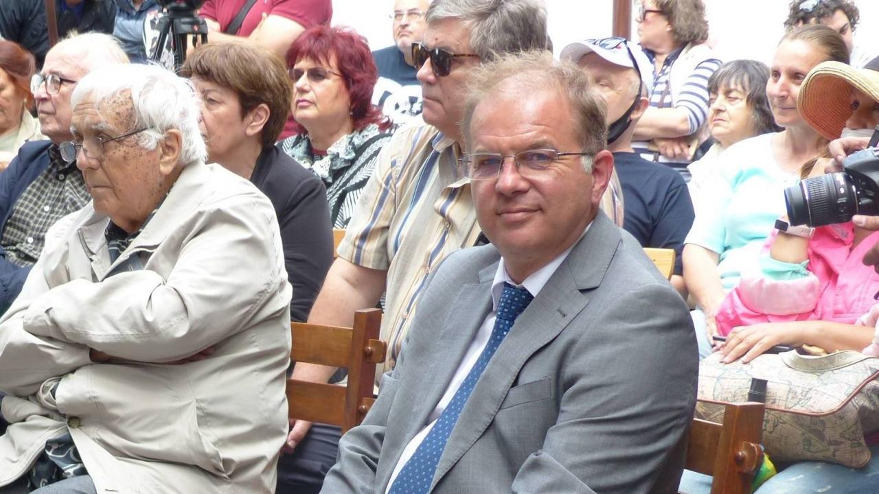 Радомир Чолаков: ГЕРБ залага мерки за подпомагане на български автори
