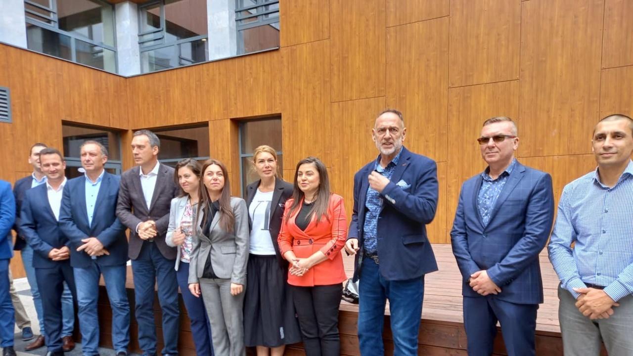 Любен Дилов в Бургас: Произволът ще свърши с конструирането на новия парламент