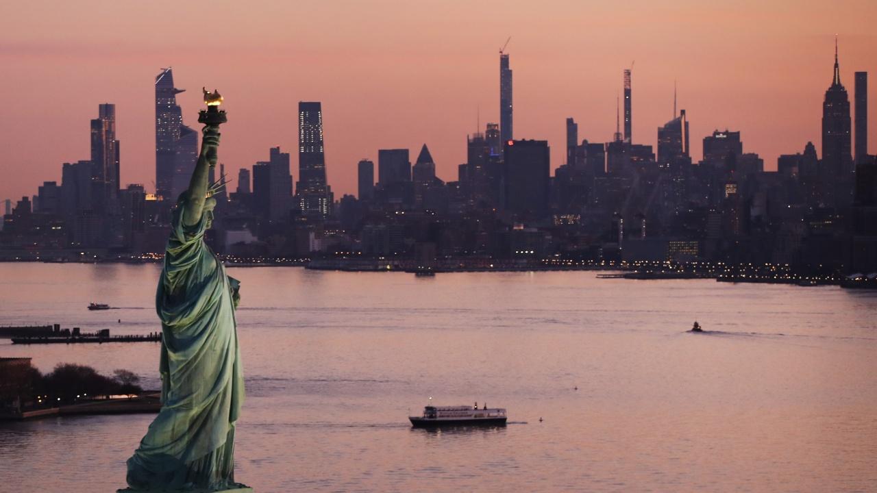 Заря в Ню Йорк - 70% от жителите са ваксинирани