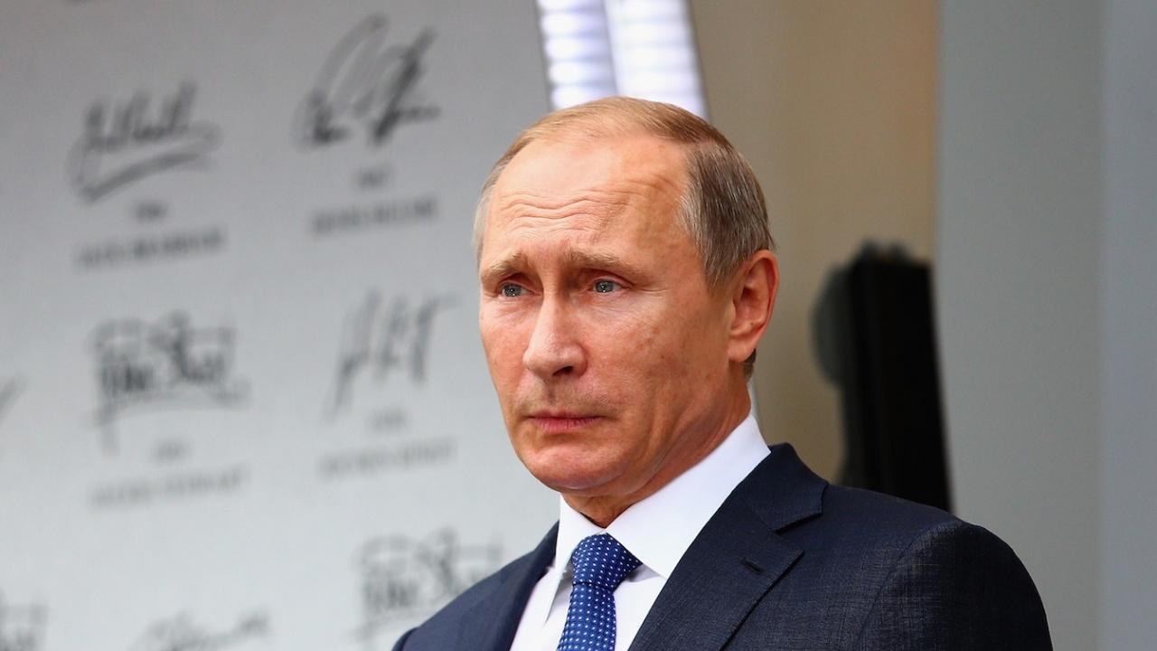 Самолет на НАТО следил част от полета на Владимир Путин