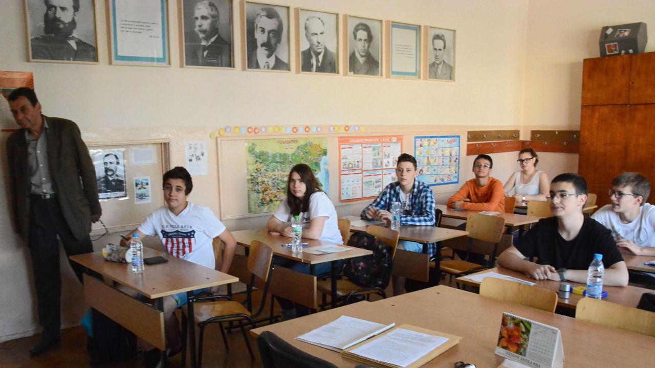 МОН публикува верните отговори на матурите по БЕЛ за 10 клас