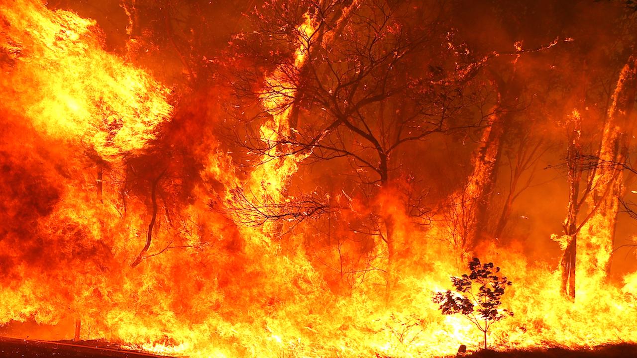 Хунтата в Мианма изгори цяло село