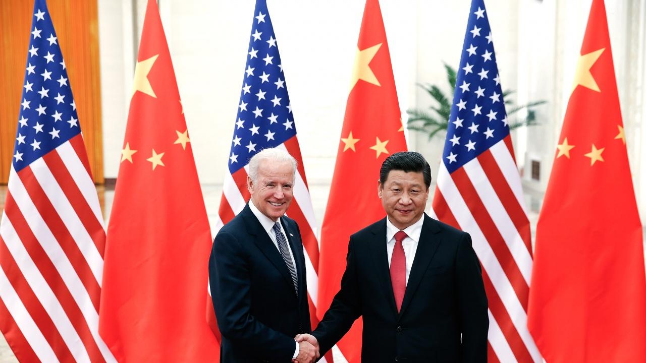 Познаваме се добре, но не сме стари приятели, каза Байдън за китайския президент Си