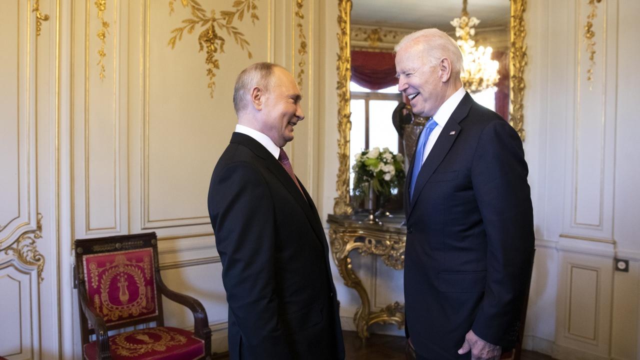 Путин: Образът на Байдън от медиите няма нищо общо с действителността
