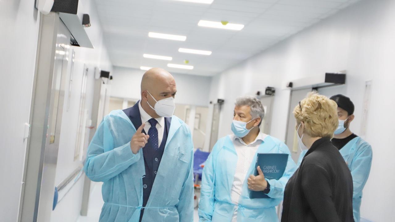 ВМА с Операционен център на световно ниво