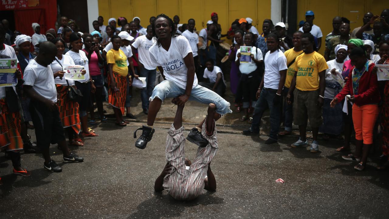 СЗО обяви официално край на епидемията от ебола в Гвинея