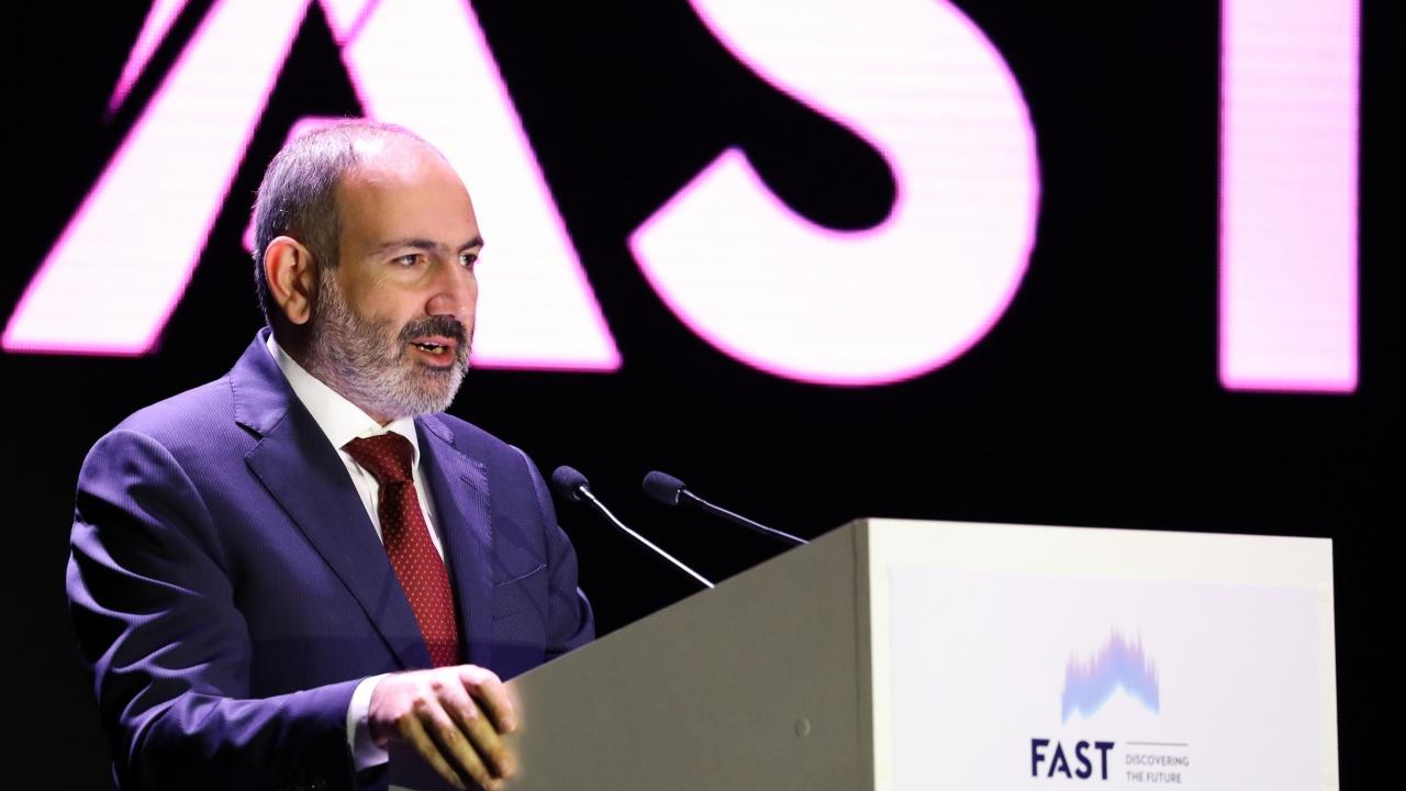 Партията на Никол Пашинян води на парламентарните избори в Армения