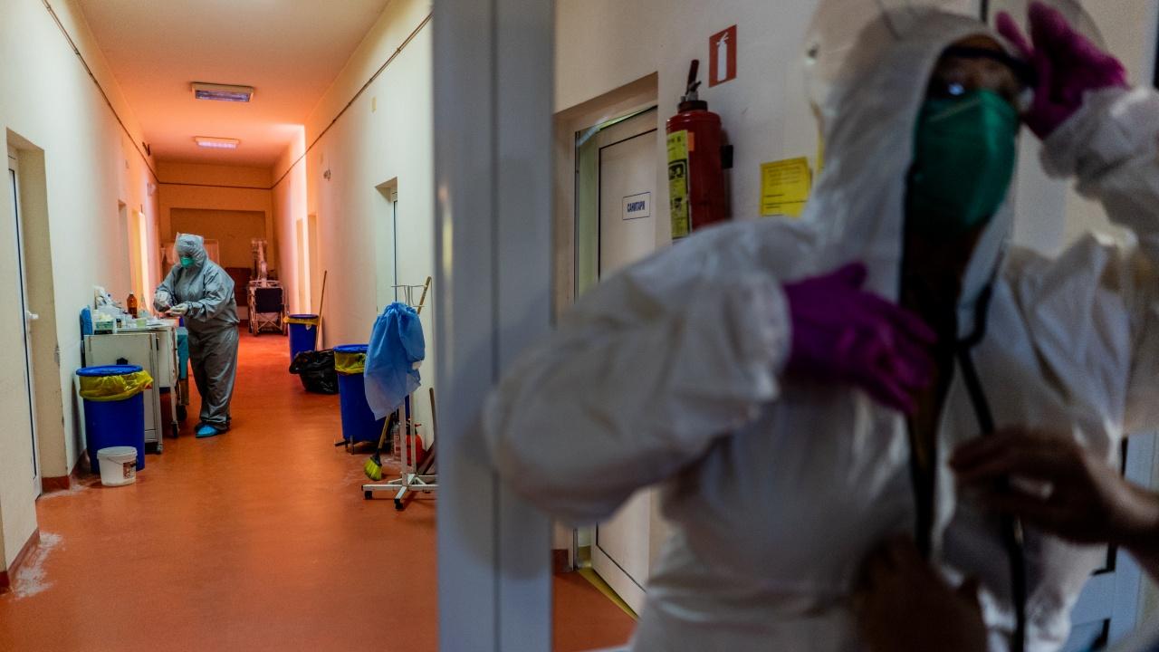 COVID-19 в България: Само една жертва за последните 24 часа
