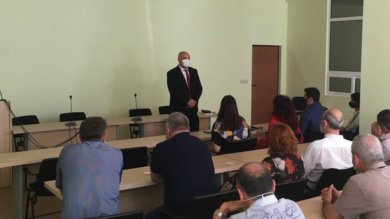 Иван Гешев се срещна с магистрати и служители от Кюстендил
