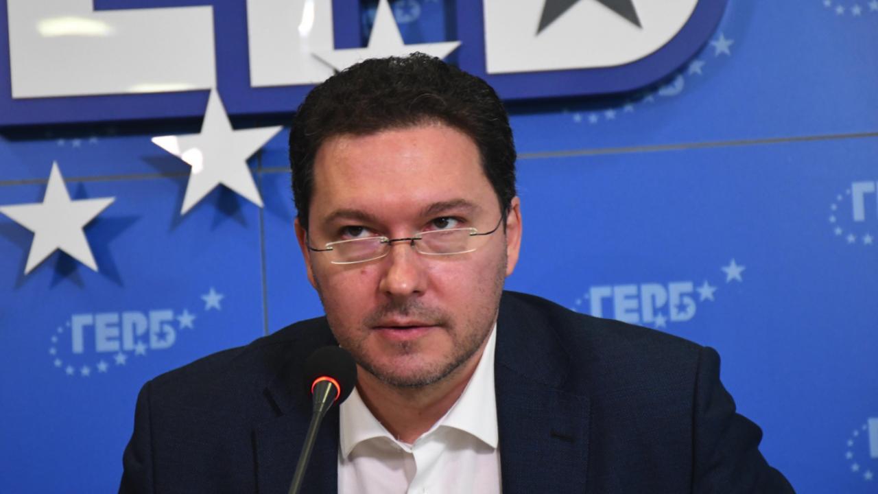 Даниел Митов участва в онлайн среща на председателите на парламентарни групи от ЕНП в националните парламенти