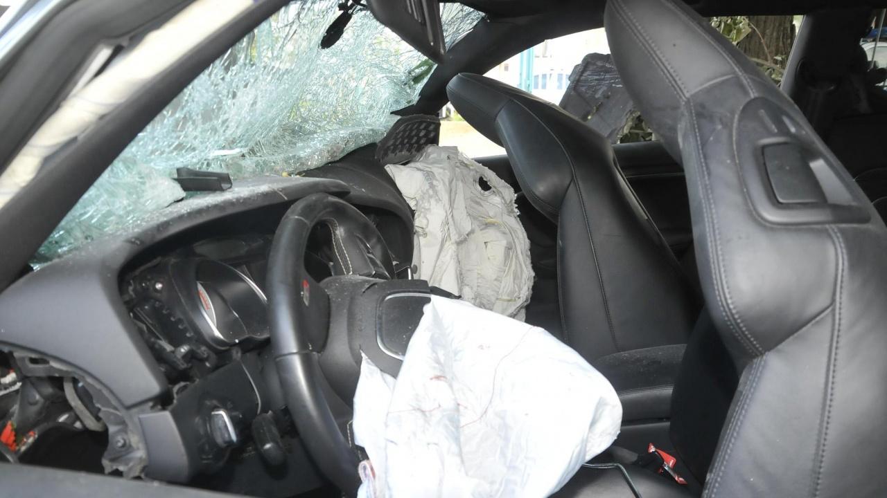 Шофьор от Лом уби човек на пътя и избяга