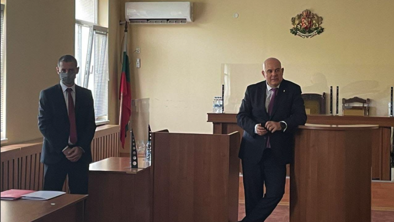 Иван Гешев се срещна с магистрати от Плевен и Ловеч