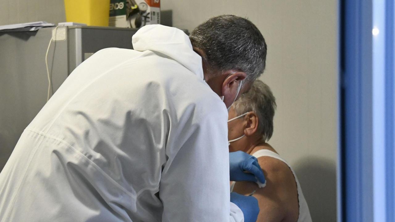 Зелен коридор за ваксиниране на граждани в община Козлодуй