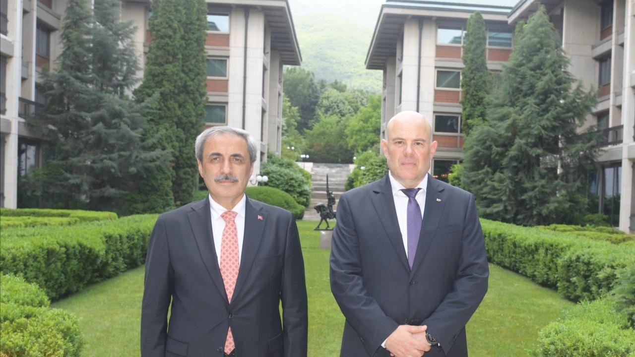 Иван Гешев и главният прокурор на Република Турция  проведоха работна среща