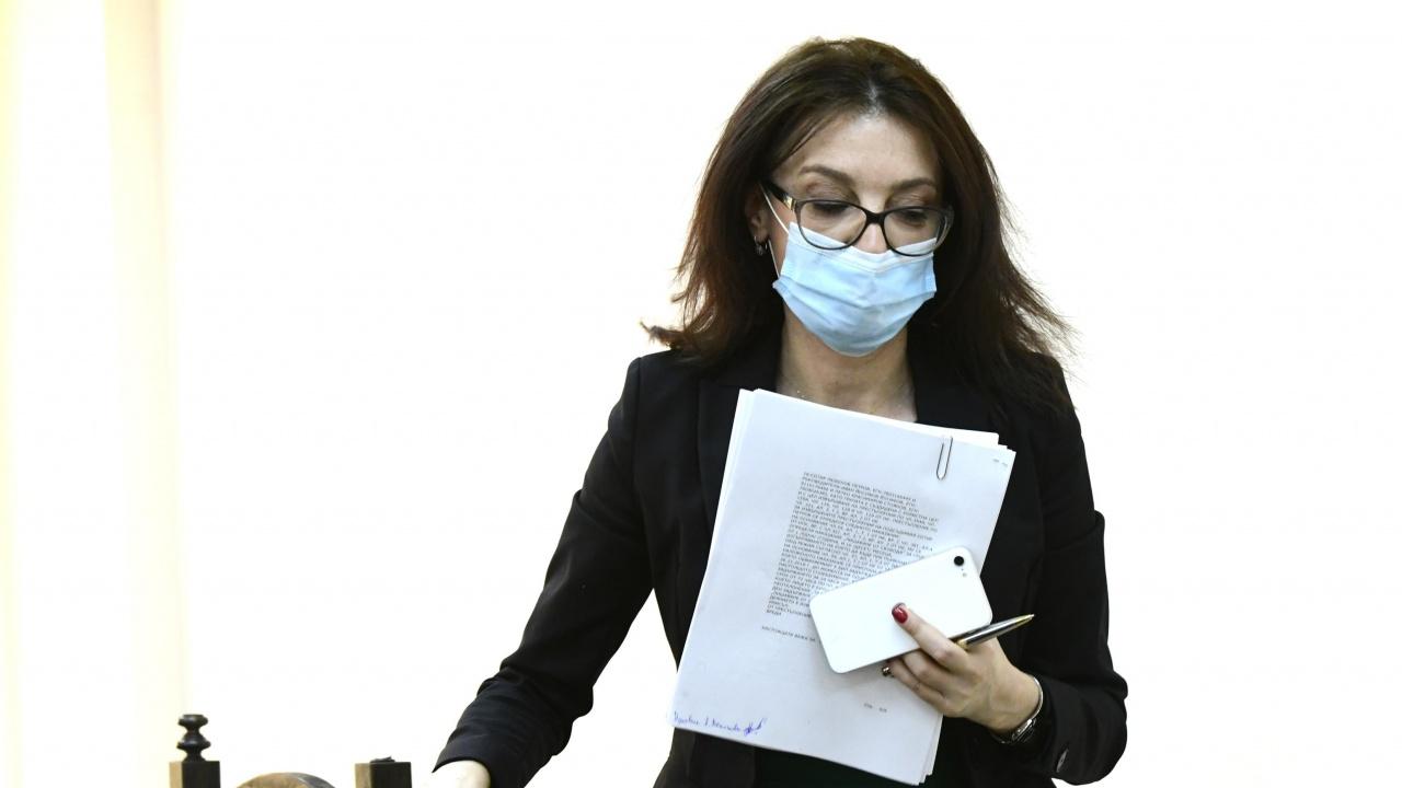 Валентина Маджарова е новият началник на Спецпрокуратурата