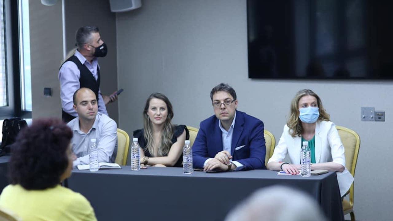 Кандидати от ГЕРБ-СДС в София: Образованието остава стратегически и национален приоритет