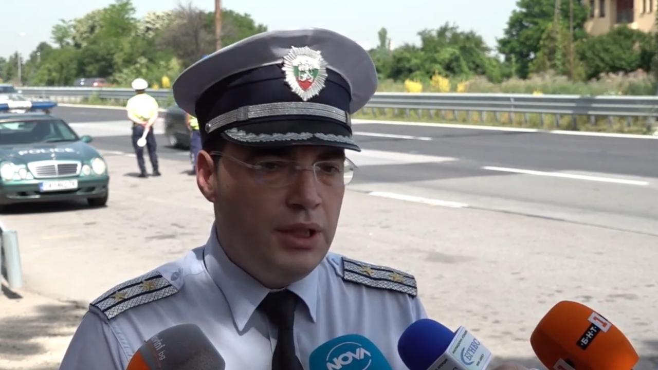 Пътна полиция с  нова операция за почивните дни