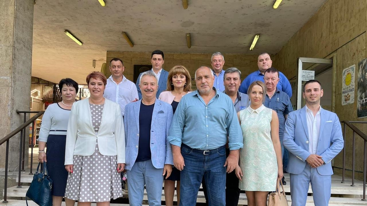 Борисов в Монтана: Не могат да боядисат това, което ние сме построили