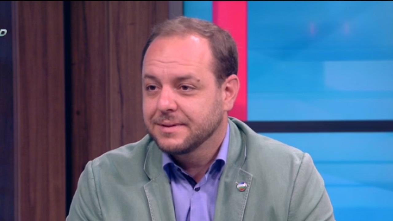 Сандов от ДБ отговори на обвиненията на ГЕРБ за изборни машинации