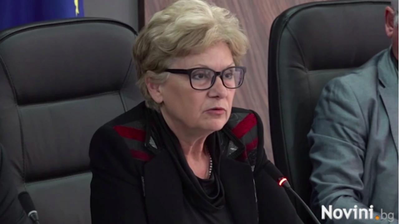 Виолета Комитова: Корупцията се извършва от хора с власт и без страх от съд и прокуратура