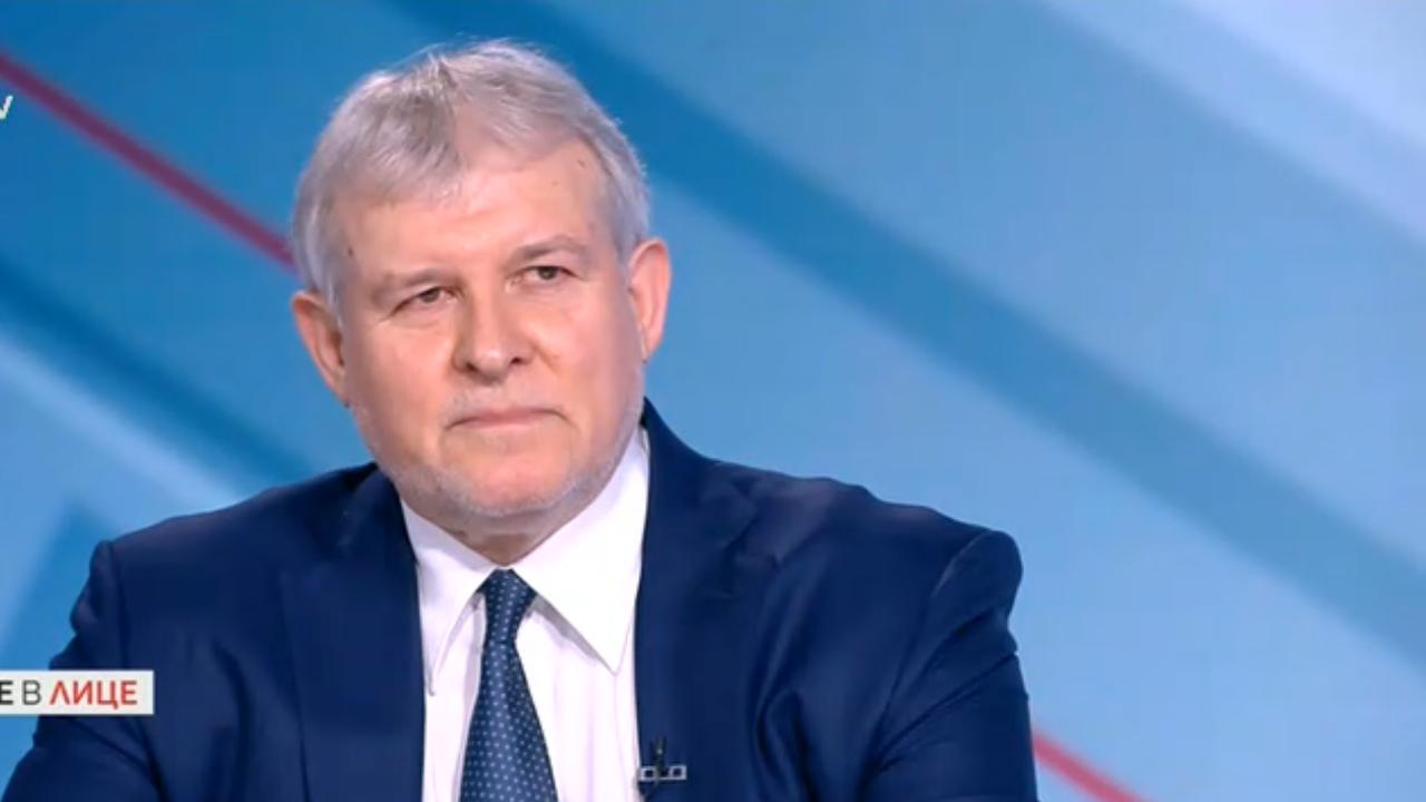 Румен Христов: ГЕРБ-СДС и ИТН можем да гарантираме едно стабилно развитие на България