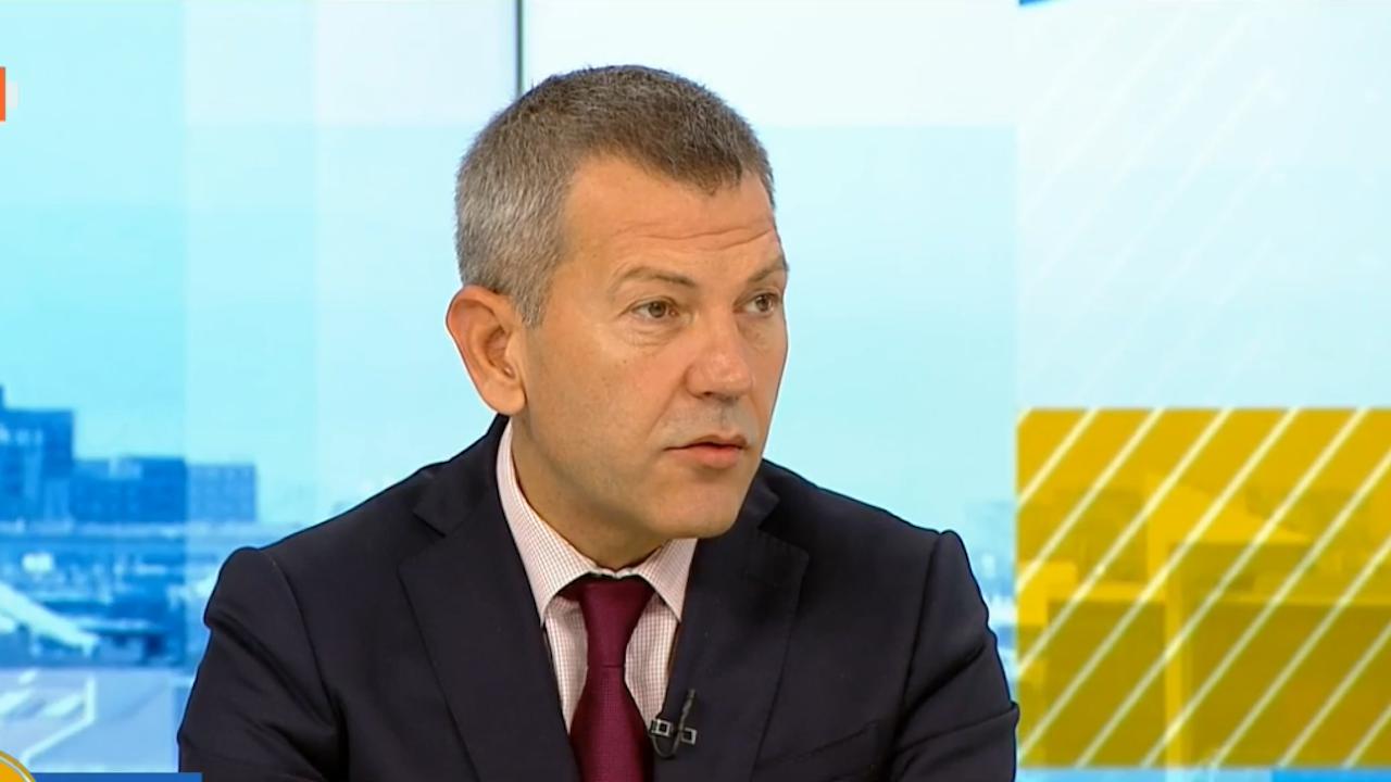 Транспортният министър аргументира рокадите в ръководството на БДЖ