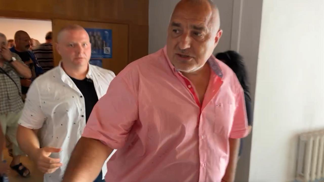 Борисов във Велики Преслав: Мъчно ми е! Оставиха Северна България без инвестиции