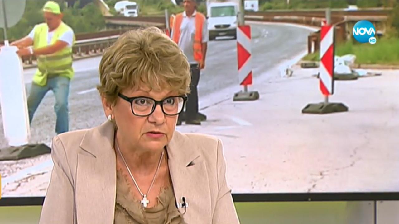 Министър Комитова разясни кой може да спре строителството на магистралите у нас