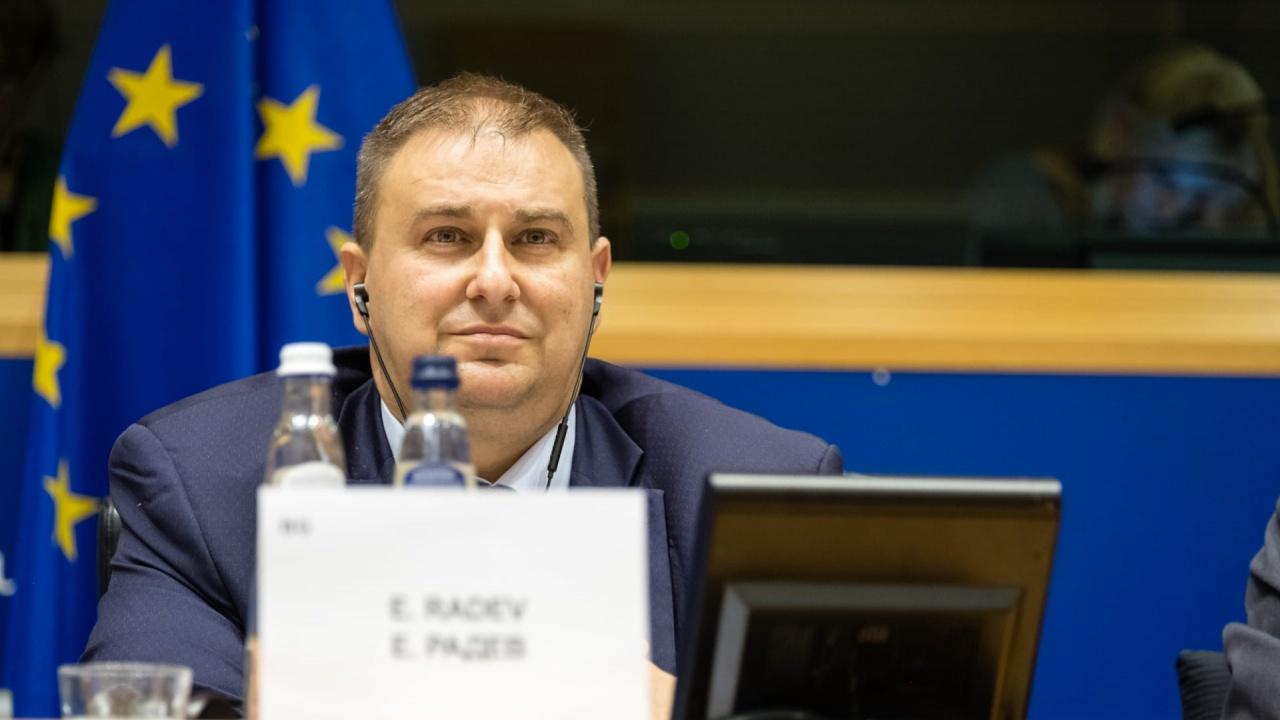Емил Радев: С регламента за системата е-CODEX създаваме условия  за по-ефективен достъп до правосъдие