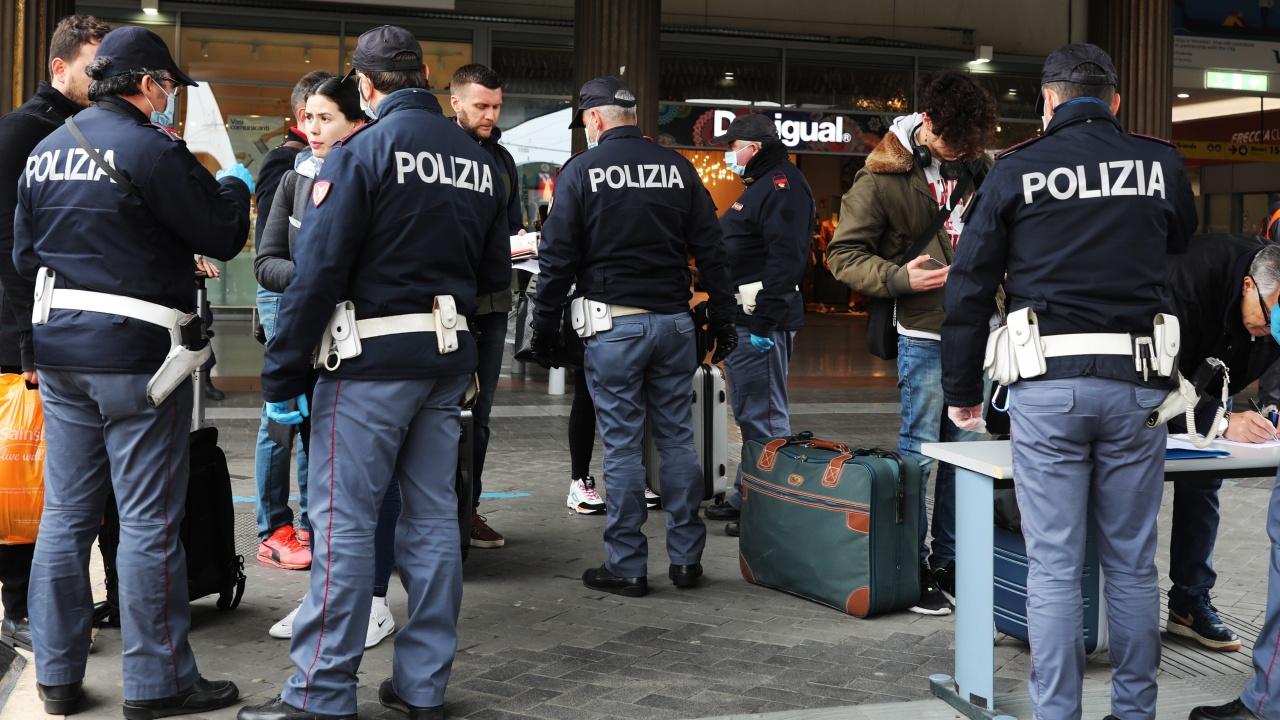 Арестуваха мафиотска кръстница в Италия