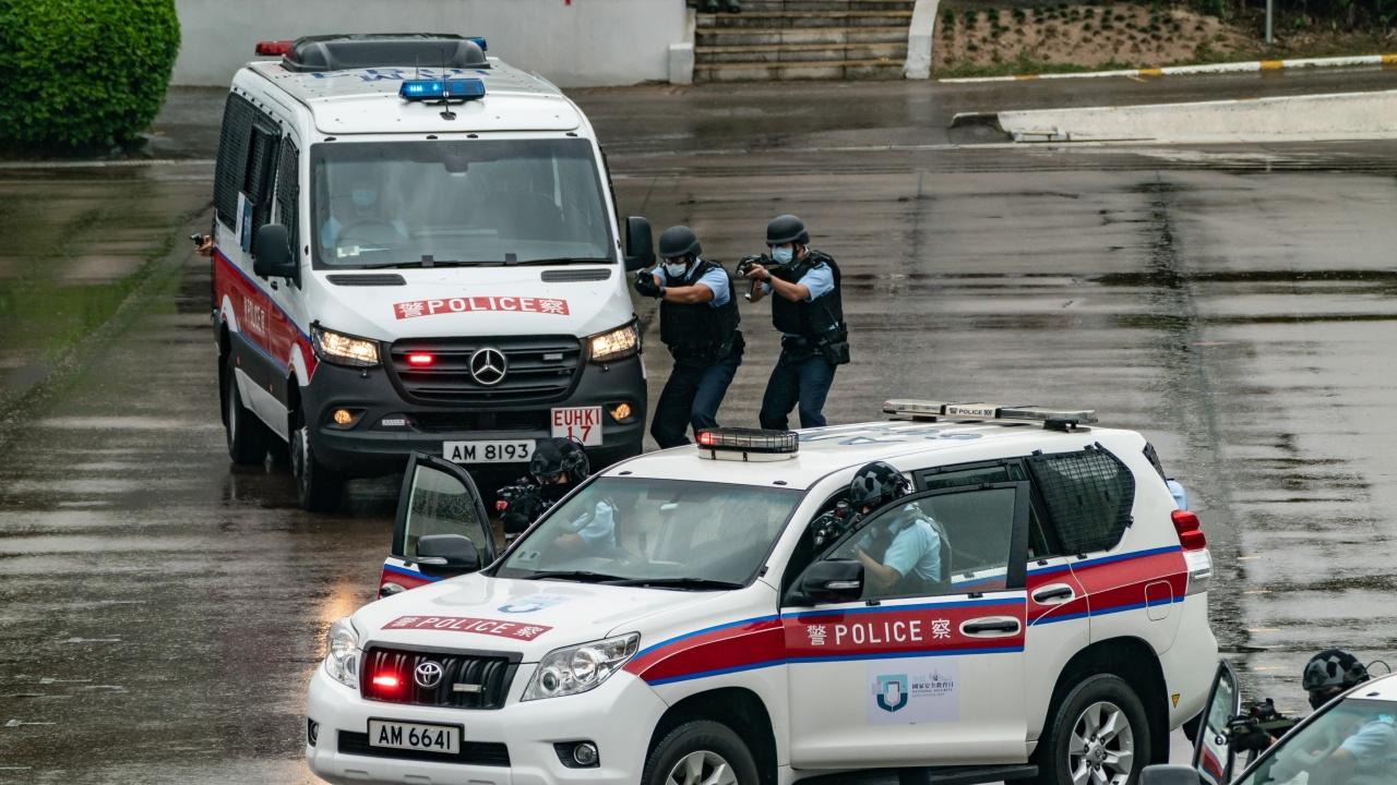 Деветима арестувани в Хонконг по подозрения, че планират бомбени атентати