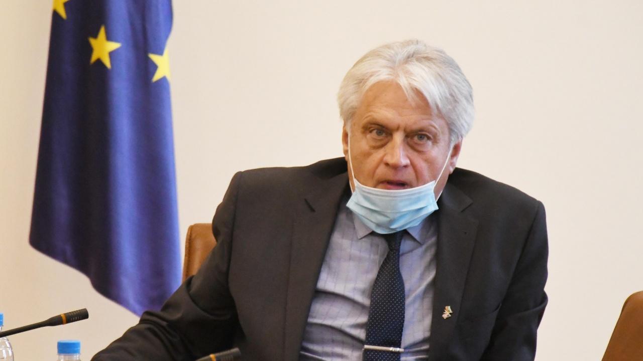 Прокурорската колегия на ВСС с декларация срещу Рашков