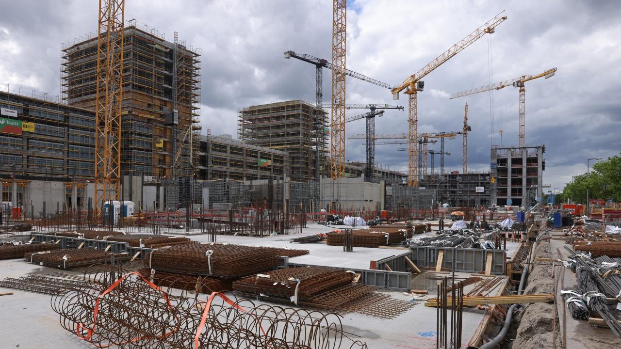 Вдигат нов завод край Пловдив с площ над 20 хил. квадратни метра