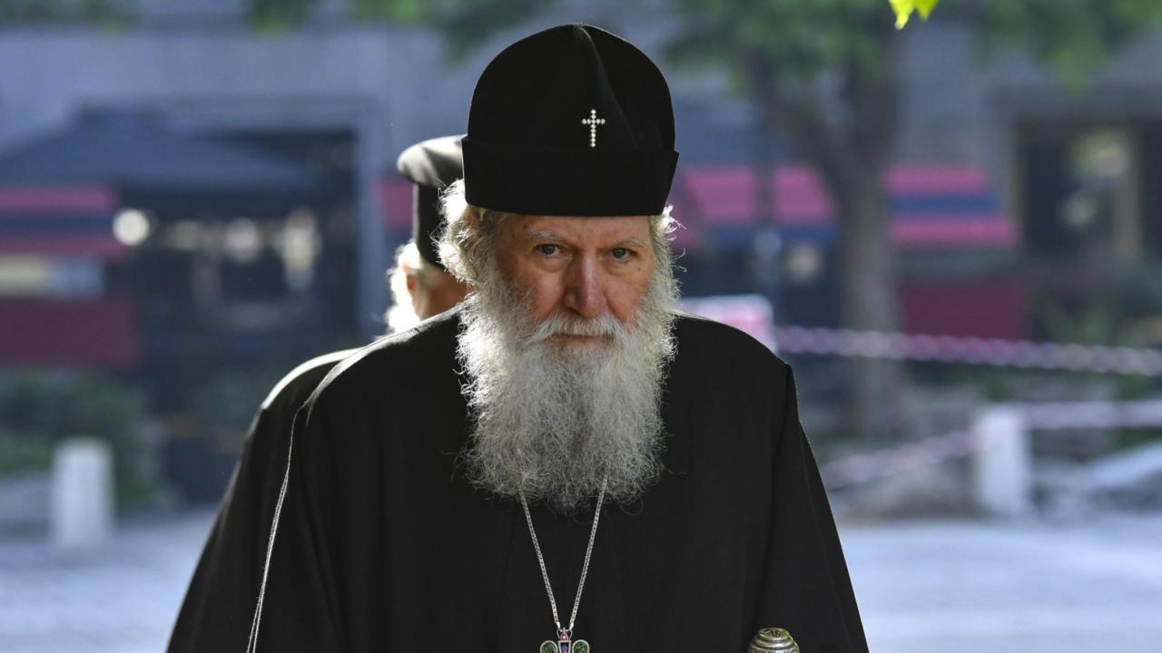 Патриарх Неофит не присъства на литургията за празника на Св. Неделя