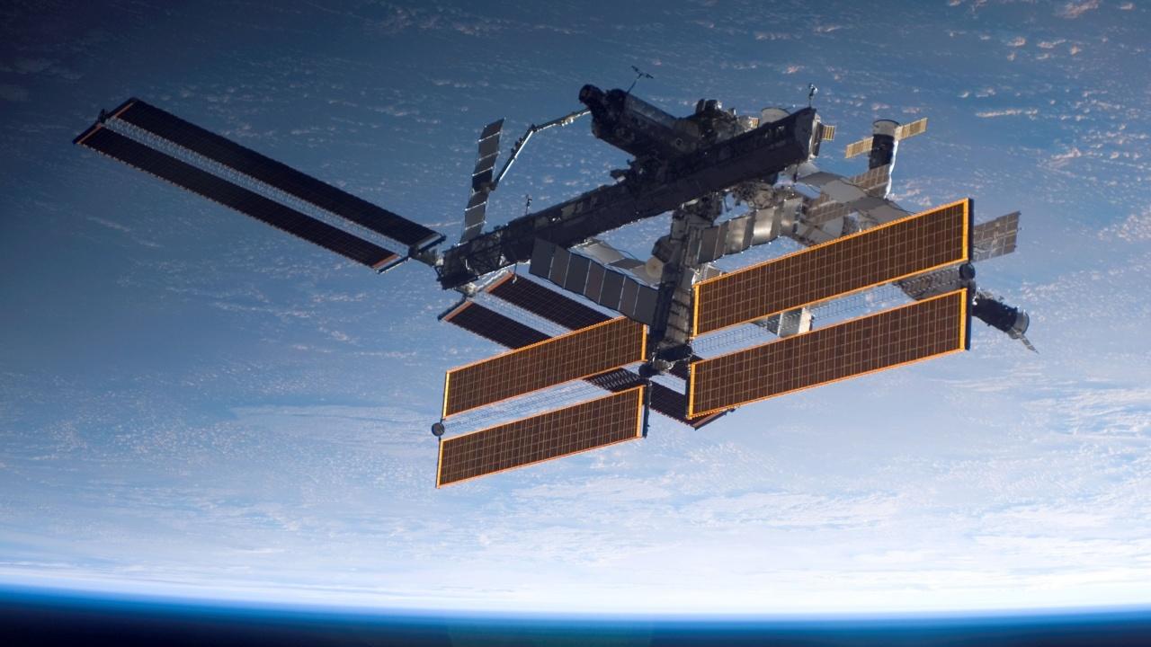Неизвестен обект ще се доближи до Международната космическа станция
