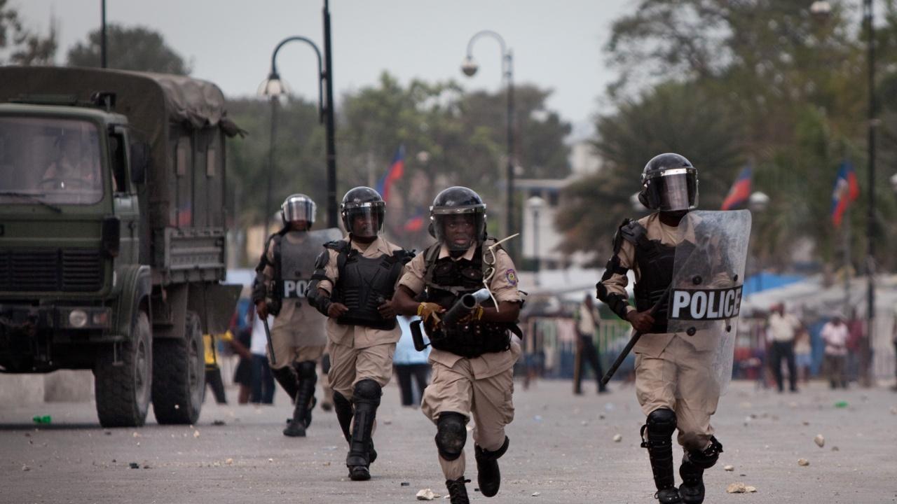 Убийците на президента на Хаити са се представили като наркоагенти на САЩ
