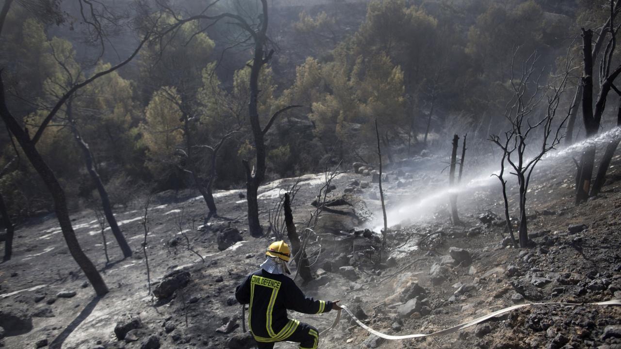 Кипър отпуска 10 млн. евро компенсации за пострадалите от пожара