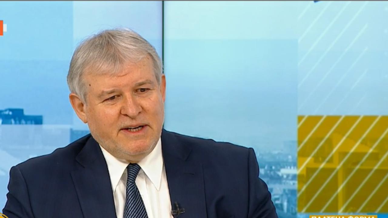 Румен Христов: Не завиждам на тези, които ще управляват в опозиция с ГЕРБ-СДС