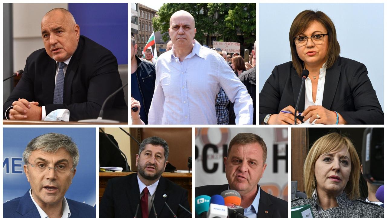 Барометър: ГЕРБ и Трифонов с близки резултати, очакваме 7-партиен парламент