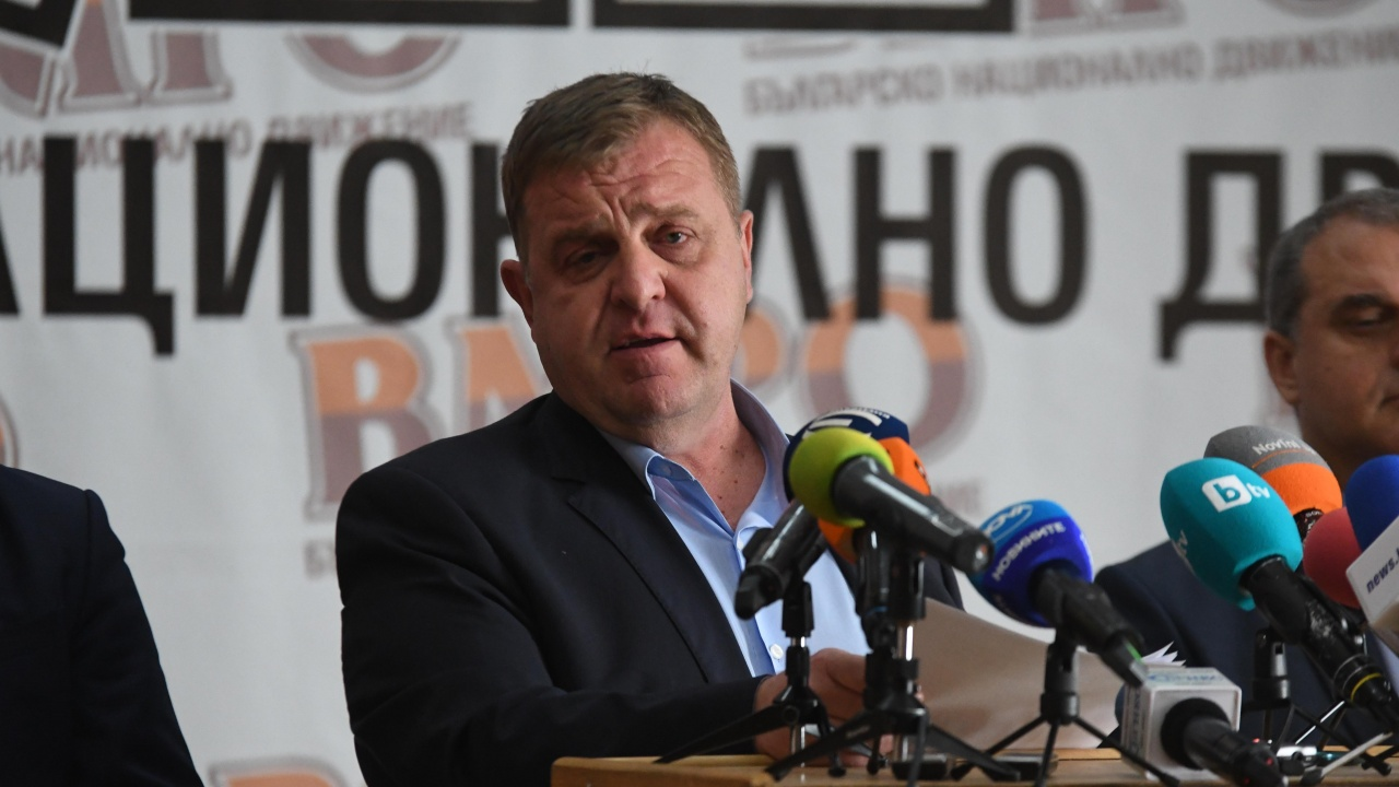 Каракачанов към министъра на отбраната: Нито едно от изнесените от вас твърдения не отговаря на истината