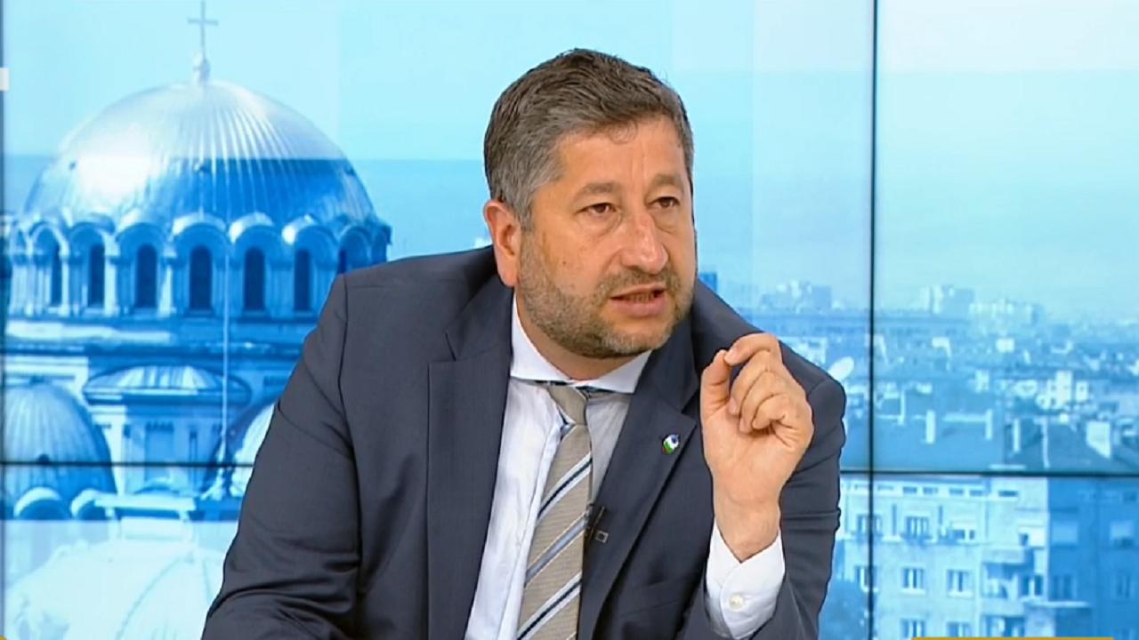 Христо Иванов: Хората са готови за промяна, а от ДБ да носим отговорност