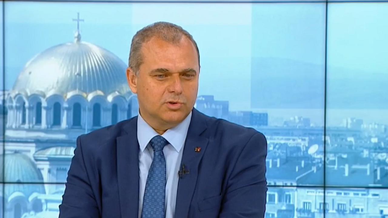 """Искрен Веселинов от """"Българските патриоти"""": Ще пазим националната сигурност!"""