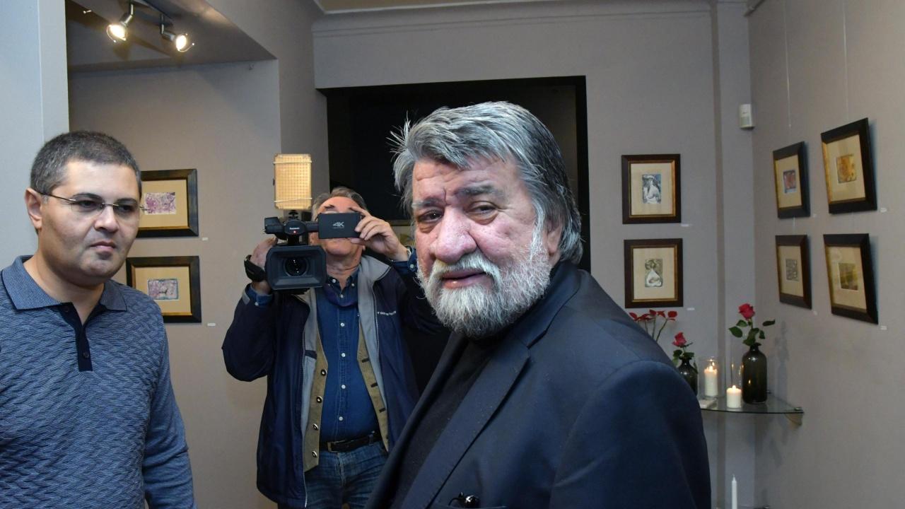 Кралският артистичен кръг в Барселона награди Вежди Рашидов със златен медал