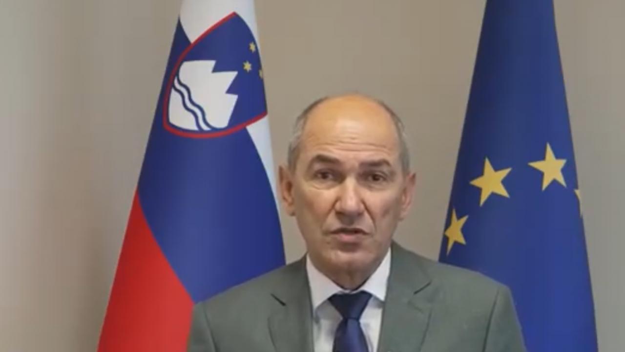 Подкрепа за ГЕРБ и от словенския премиер